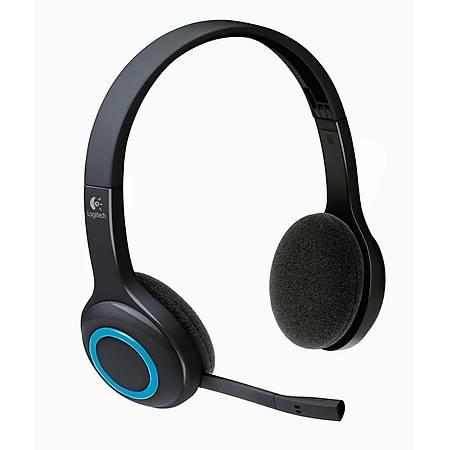 Logitech Wireless H600 Kulaküstü Kulaklýk 981-000342