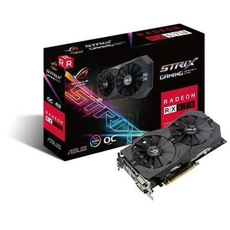 ASUS ROG Strix Radeon RX 570 OC 4GB 256Bit GDDR5