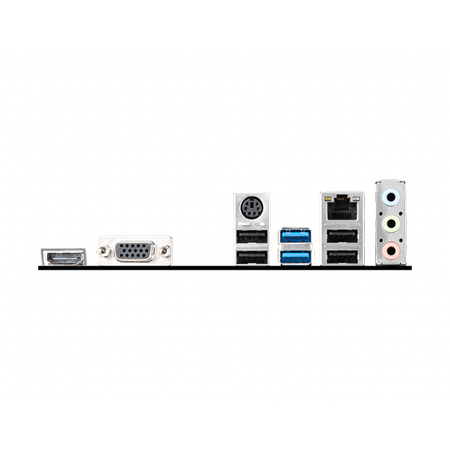 MSI B560M PRO E DDR4 4800MHz (OC) HDMI VGA M.2 USB 3.2 mATX 1200p
