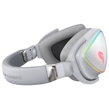 Asus ROG Delta White 7.1 RGB Gaming Kulaklýk