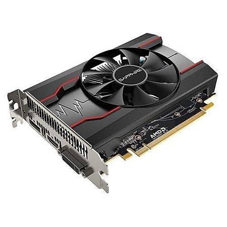 SAPPHIRE Radeon RX 550 Pulse OC Edition 4GB 128Bit GDDR5