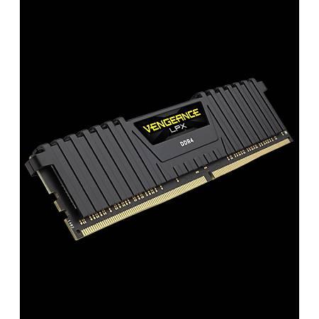 Corsair 16GB Vengeance LPX DDR4 2400MHz CL16 Siyah Ram