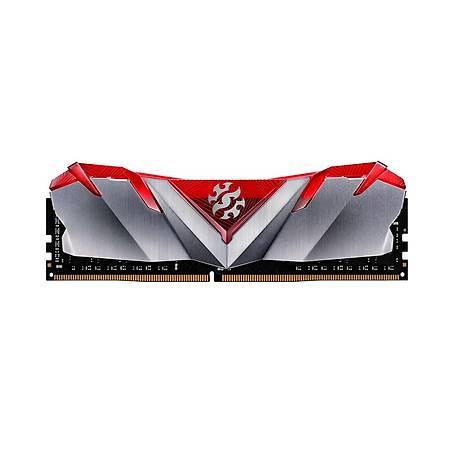 XPG 8GB Gammix D30 DDR4 3000MHz CL16 Kýrmýzý Ram