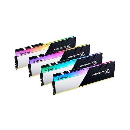 GSKILL Trident Z Neo RGB 128GB (4x32GB) DDR4 3200MHz CL16 Ram