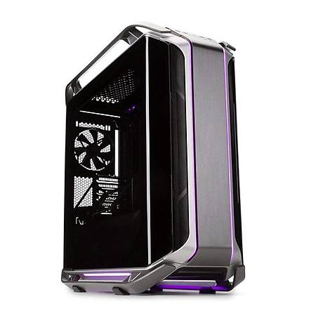 Cooler Master Cosmos C700M Curve Tempered Pencereli ARGB Full Tower Kasa PSU Yok