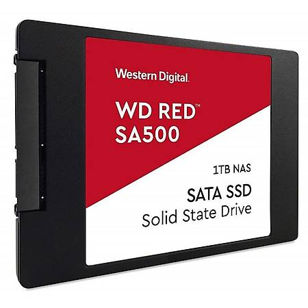 WD Red SA500 1TB 3D Nand Sata 3 SSD Disk WDS100T1R0A