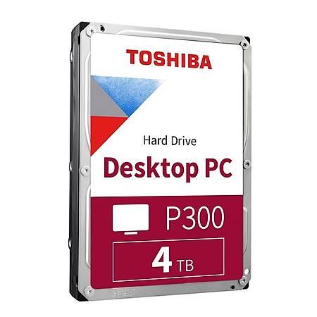 Toshiba P300 3.5 4TB 5400Rpm 128MB Sata 3 HDWD240UZSVA