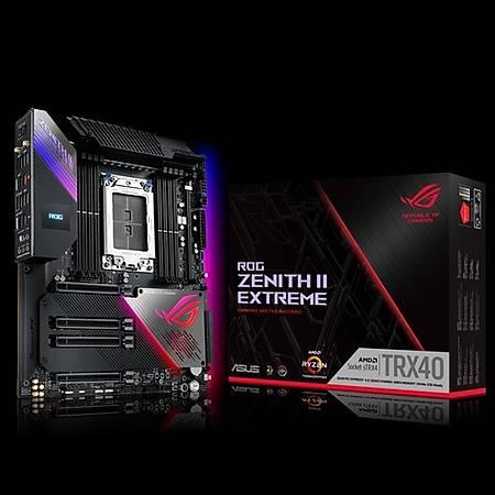 ASUS ROG ZENITH II EXTREME TRX40 4600MHz (OC) RGB USB3.1 AX WÝFÝ + BT AURA E-ATX sTRX4
