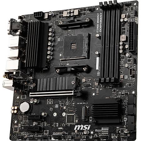 MSI B550M PRO-VDH WIFI DDR4 4400MHz (OC) HDMI DVG VGA M.2 USB 3.2 Wi-Fi mATX AM4