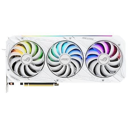 ASUS ROG STRIX GeForce RTX 3080 White Edition 10GB 320Bit GDDR6X