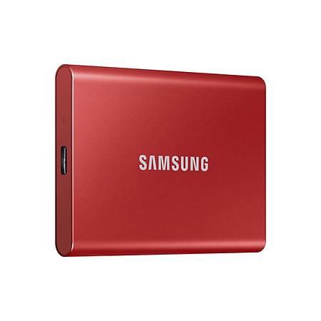 Samsung T7 1TB Usb 3.2 2.5 Taþýnabilir Portatif SSD Disk MU-PC1T0R