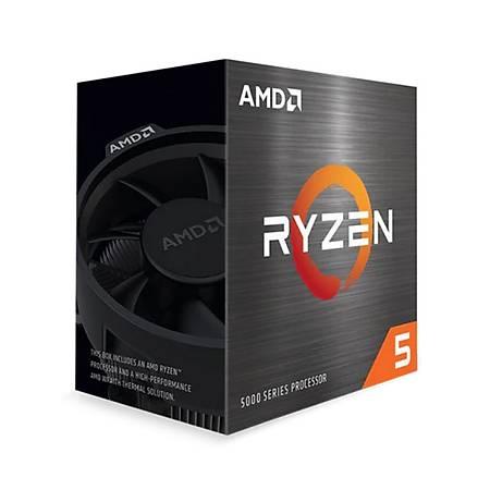 AMD Ryzen 5 5600X Soket AM4 3.7GHz 35MB Cache Ýþlemci