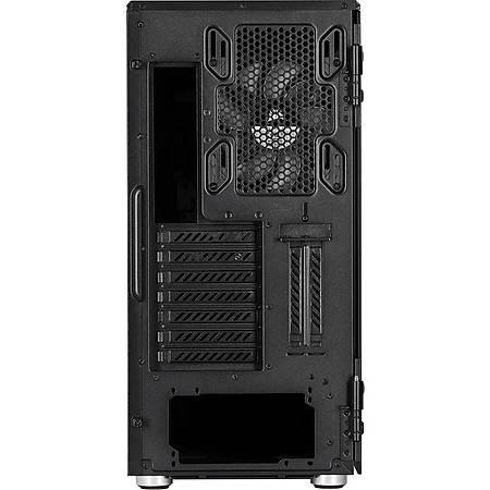 Corsair Carbide 678C Temperli Cam Siyah ATX MidTower Kasa PSU Yok
