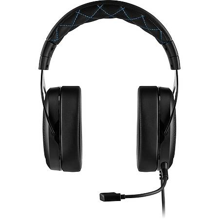 Corsair HS50 Pro Stereo Mavi Gaming Kulaklýk
