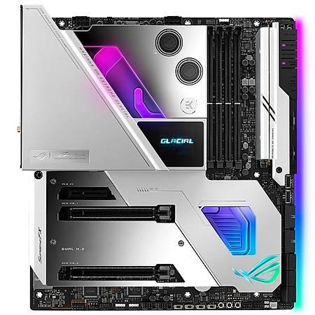 ASUS ROG MAXIMUS XIII EXTREME GLACIAL Z590 DDR4 5333MHz HDMI 5xM.2 USB 3.2 AX Wi-Fi AURA RGB 10Gigabit + 2.5Gbit Lan eATX Thunderbolt 4 1200p