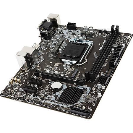 MSI H310M PRO-M2 PLUS DDR4 2666MHz VGA DVI HDMI mATX 1151p