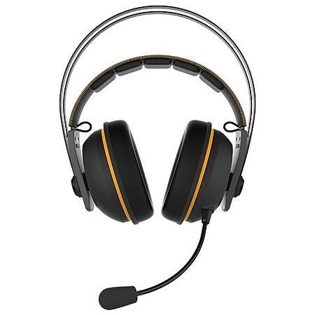 Asus TUF Gaming H7 Yellow 7.1 Kablosuz Gaming Kulaklýk