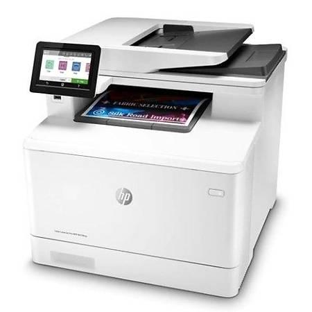 HP ColorLaserJet M479FNW Fotokopi Tarayıcı Faks Wi-Fi Renkli Lazer Yazıcı W1A78A