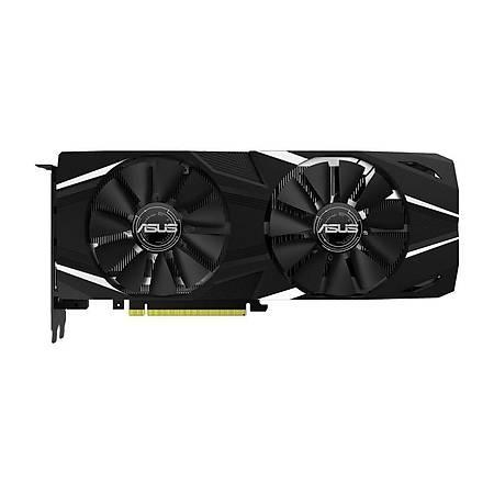ASUS Dual GeForce RTX 2080 Ti O11G OC Edition 352Bit GDDR6