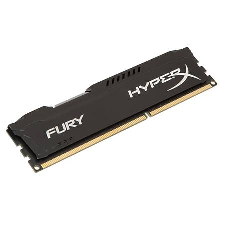 Kingston HyperX Fury 8GB DDR3 1600MHz CL10 Ram