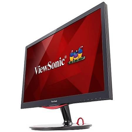 ViewSonic 23.6 VX2458-MHD 1920x1080 144Hz 1ms Hdmý Dp FreeSync G-Sync Oyuncu Monitör