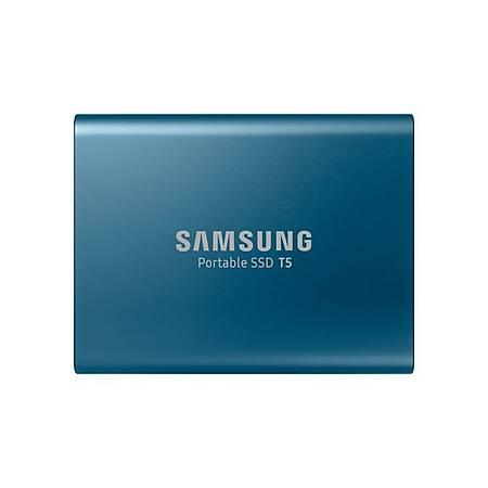 Samsung T5 500GB USB 3.1 Taþýnabilir SSD Disk MU-PA500B/WW