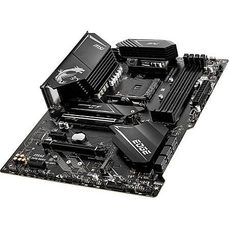 MSI MPG B550 GAMING EDGE DDR4 5100MHz (OC) HDMI DP M.2 USB3.2 WIFI ATX AM4
