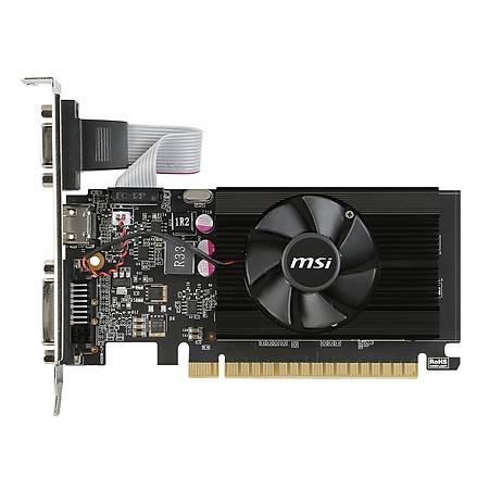 MSI GT 710 2GD3 LP 2GB 64Bit DDR3