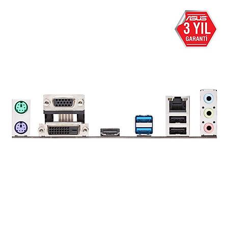 ASUS PRIME H310M-A R2.0 DDR4 2666MHz VGA DVI HDMI M.2 mATX 1151p