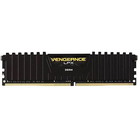 Corsair Vengeance LPX 8GB DDR4 2400MHz CL16 Siyah Soðutuculu Ram
