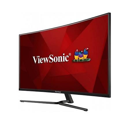 ViewSonic 32 VX3258-PC-MHD 1920x1080 165Hz 1ms Hdmý Dp VA Curved Monitor