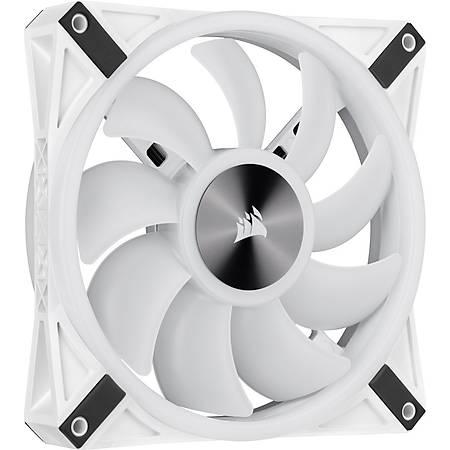 Corsair QL140 RGB 140mm Beyaz PWM Kasa Faný