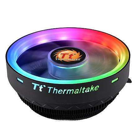 Thermaltake UX100 12cm ARGB Fanlı Intel ve AM4 Uyumlu İşlemci Soğutucu