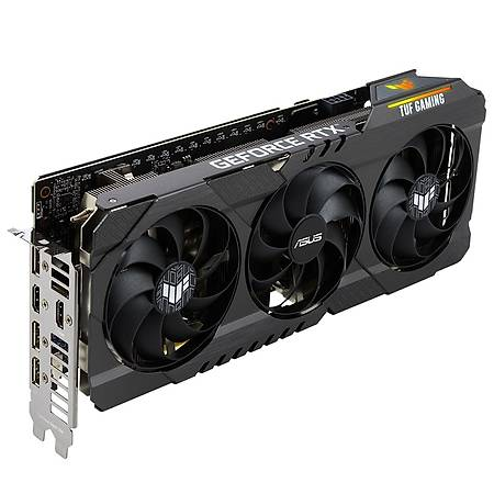 Asus TUF GeForce RTX 3060 12GB 192Bit GDDR6
