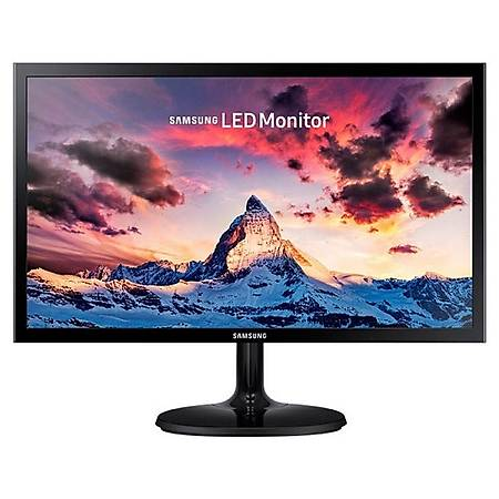 Samsung LS24F350FHMXUF 23.5 1920x1080 60Hz 4ms HDMI VGA Led Monitör