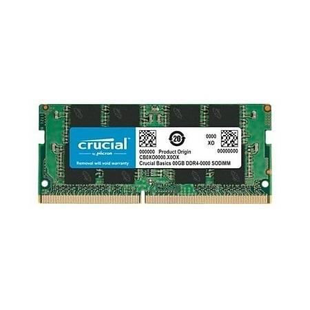 Crucial Basics 4GB DDR4 2400MHz CL17 CB4GS2400 Notebook Ram