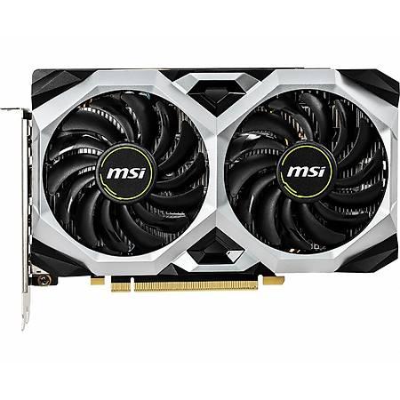 MSI GeForce GTX 1660 Ti VENTUS XS 6G OC 192Bit GDDR6