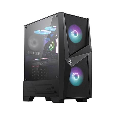 Powered By MSI B550M PRO-VDH Ryzen 5 5600X 16GB 240GB SSD 1TB HDD 12GB Radeon RX 6700 XT 750W PSU