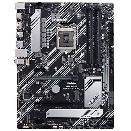 ASUS PRIME H470-PLUS DDR4 2933MHz DP HDMI M.2 USB 3.2 ATX 1200p