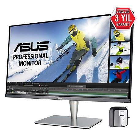 ASUS 32 PA32UC-K 4K 3840x2160 60Hz Thunderbolt 3 USB-C Hdmý Dp Multimedia 5ms Vesa IPS Monitör