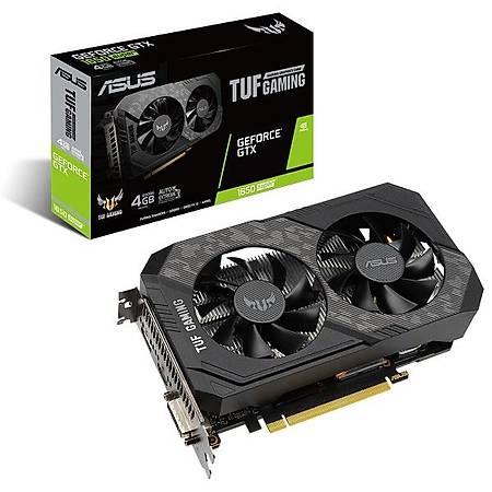ASUS TUF GeForce GTX 1650 SUPER 4GB 128Bit GDDR6
