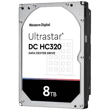 WD Ultrastar DC HC320 3.5 8TB 7200Rpm 256Mb Sata 3 0B36404