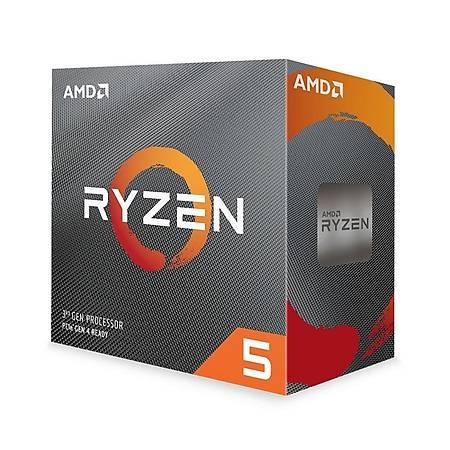 AMD Ryzen 5 3600 Soket AM4 3.6GHz 35MB Cache Ýþlemci