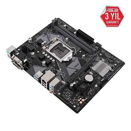 ASUS PRIME H310M-K R2.0 DDR4 2666MHz VGA mATX 1151p