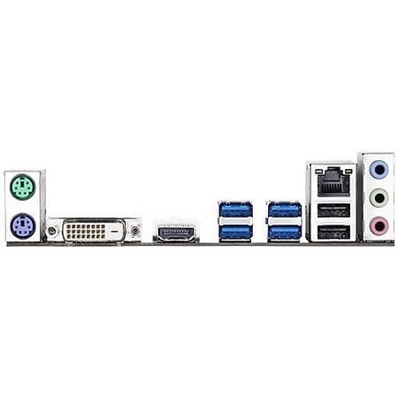 GIGABYTE A320M-H 3200MHz (OC) DDR4 DVI HDMI M.2 ATX AM4