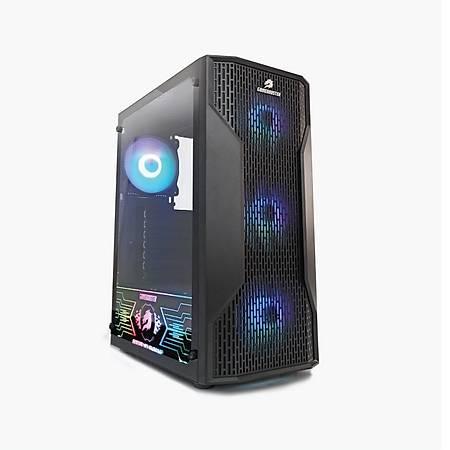 GameBooster GB-G3309B 550W 80+ Mesh Panel Siyah ATX Kasa