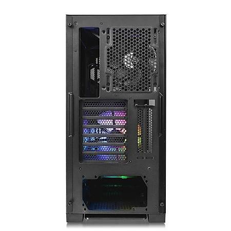 Thermaltake Commander G33 TG 750W 80+ Mesh Panel ARGB 2x200mm 1x120mm Fanlý MidTower Oyuncu Kasasý