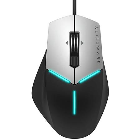 Dell Alienware AW558 Advanced RGB Optik Gaming Mouse