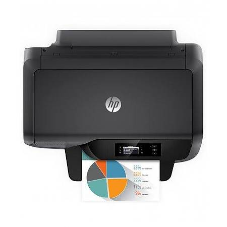 HP OfficeJet Pro 8210 Renkli Mürekkep Püskürtmeli Yazýcý