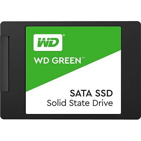 WD Green Serisi 240GB Sata 3 SSD Disk WDS240G2G0A